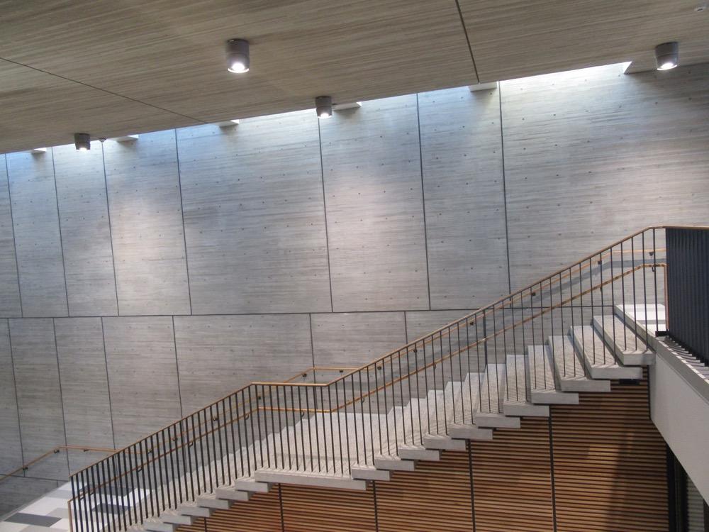 小幅板化粧打放仕上げ(天井、壁)